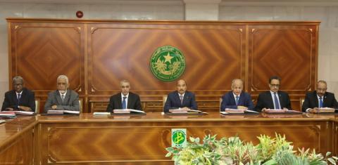 التعيينات الكاملة لمجلس الوزراء اليوم