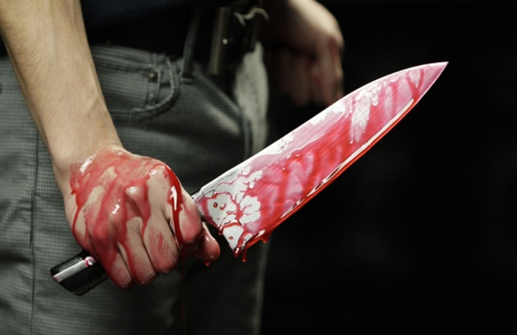 شاب يقتل والدته وجدته ذبحاً قبيل الإفطار