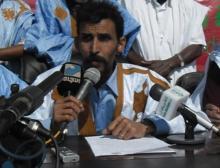 الشيخ سيد أحمد ولد سيد أم الامين العام للاتحاد العام لعمال موريتانيا